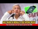 En BC AMLO preguntó a los asistentes ¿Qué le mando a decir al candidato del PRI?