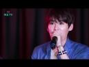 170810 Yongguk x Shihyun x JinYoung x Woodam (BIGBANG - Sunset Glow Karaoke Live) @ HeyoTV