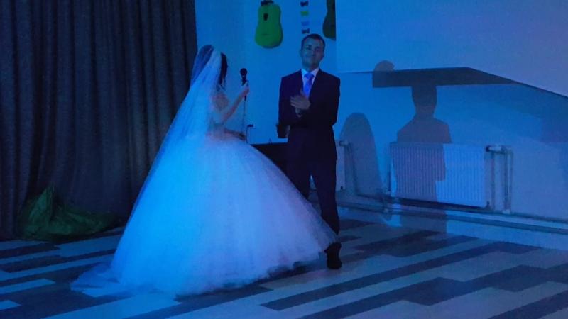 18.08.2018 Благодарность жениха и невесты