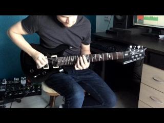 Erra - irreversible (guitar cover)