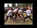 Богатирські ігри в Михайлівці Лісівники Сумщини провели спартакіаду з лісівничого багатоборства