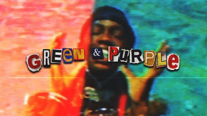 Travis Scott Green Purple ft Playboi Carti