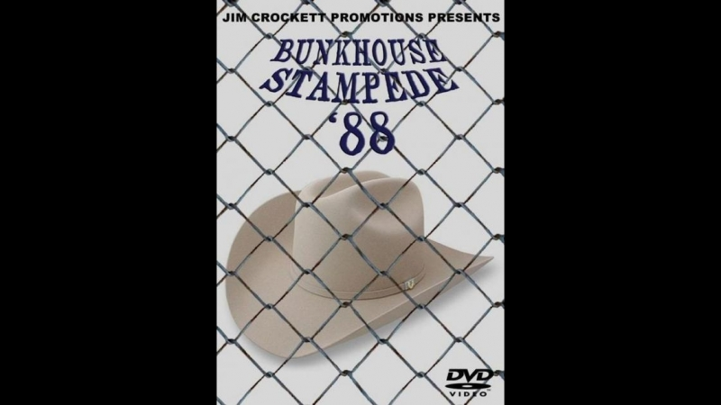 24.01.1988 NWA Bunkhouse Stampede HD