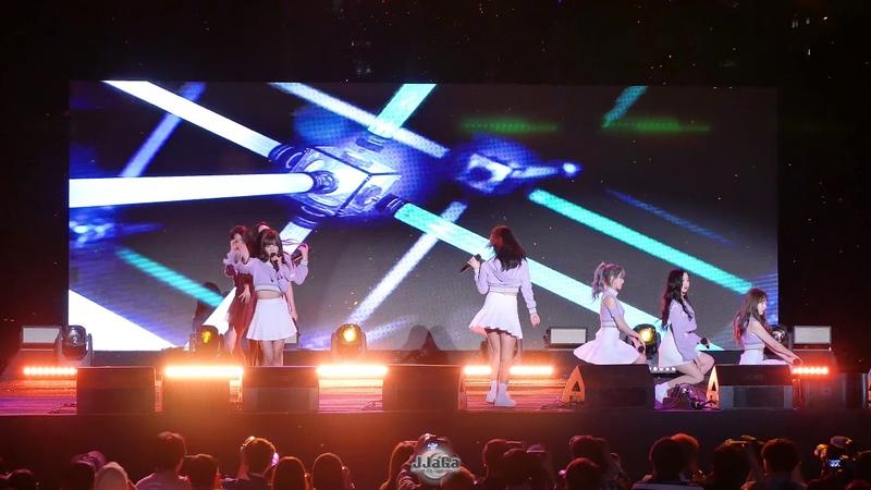 [Fancam] 180616 WJSN - Secret MBC Gangwon Sports Festival @ Cosmic Girls