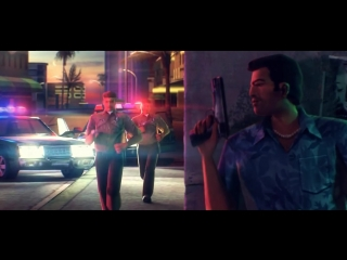 Vice City Trailer by Hexane