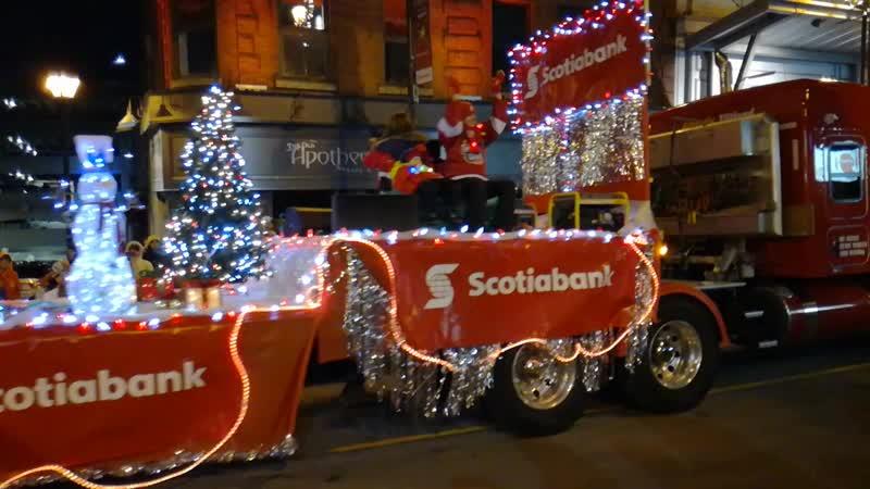 Рождественский Парад 3