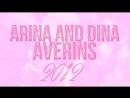 Dina and Arina Averina ,2012