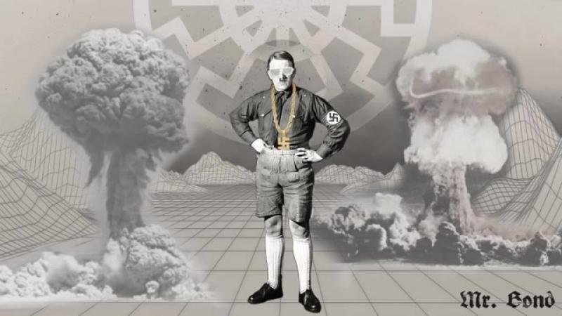 Mr Bond Salute Like A Nazi Down aka Kilo Lean Like A Cholo Parody.mp4