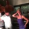 29 08 Гага и Синтия в ресторане Balagan Париж Франция