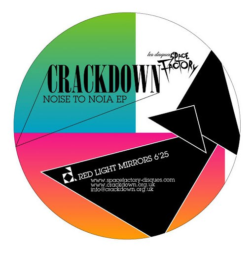 Crackdown альбом Noise to Noia - EP