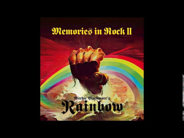 Ritchie Blackmores Rainbow - Stargazer Live (2018 Official From Memories in Rock II)
