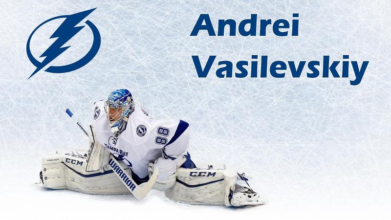 Andrei Vasilevskiy Highlights