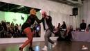 Хорхе Атака и Таня Алемана танцуют