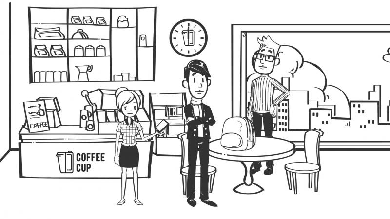 Мульт_coffee cup - родители и дети_3 серия