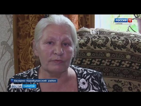 Десятки полицейских искали пенсионерку в Базарно Карабулакском районе