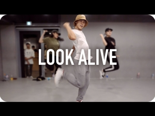 1million dance studio look alive - blocboy jb & drake / austin pak choreography