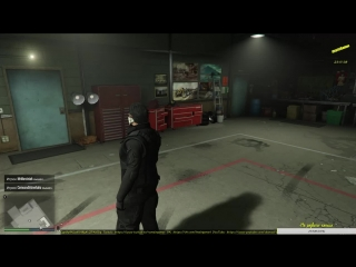 GTA V Online. Решил постримить. Подписка, кому интересно...