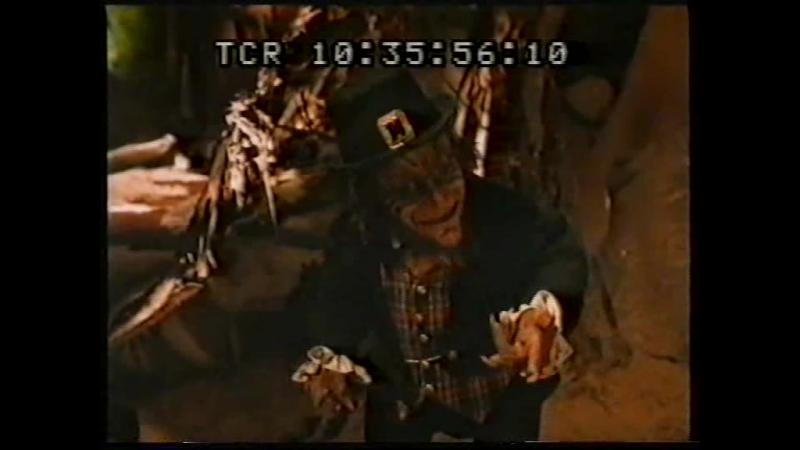 Лепрекон 2 Одна свадьба и много похорон Leprechaun 2 1994 VHS