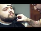 Бритьё бороды от Barbershop Firma. ПАРИКМАХЕР ТВ БЕЛАРУСЬ