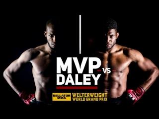 Промо к бою MVP vs. Daley