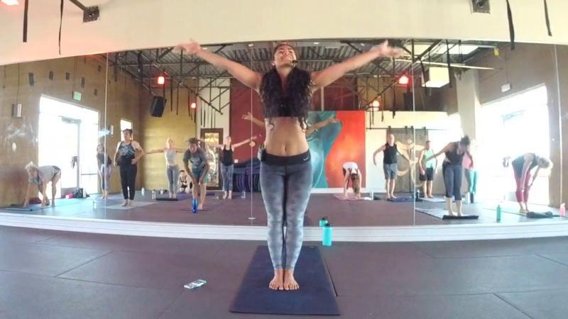 Buti Yoga with Sinalei - (6-2-18)