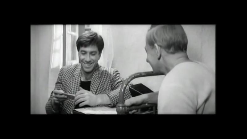 Отрывок из кинофильма Золотой телёнок 1968 Бендер и Корейко