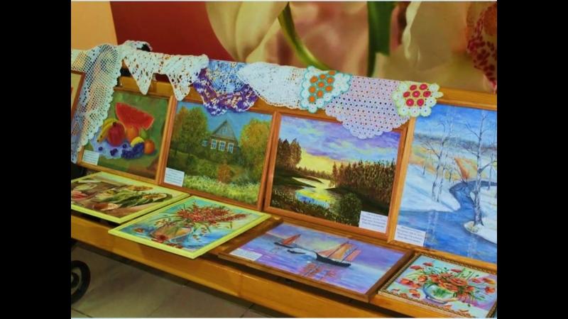 Выставки работ с Межмуниципальных фестивалей народного творчества Всё в наших руках 2011-2013-2015 годах
