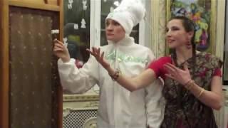 ОМский вайшнавский театр***Ведическая культура*** 2018г