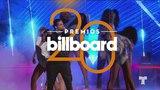 """Maluma canta su más reciente éxito """"El Préstamo"""" en los Premios Billboard 2018"""