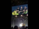 [FANCAM] 180701 EXO during Ending Ment @ EXO-L-Japan presents EXO Channel