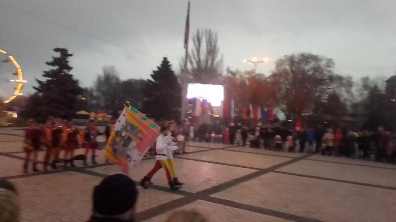 Итальянские флагоносцы 2