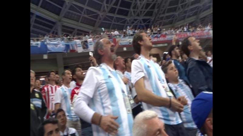 Oh, Argentina!