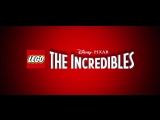 LEGO The Incredibles - Parr Family Vacation Trailer ¦ PS4