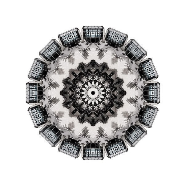 Художественные манипуляции над архитектурой в исполнении фотографа из Ванкувера (Cory Stevens)