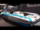 2018 Malibu Performance TXi MO Water Ski Boat - Walkaround - 2018 Boot Dusseldorf Boat Show
