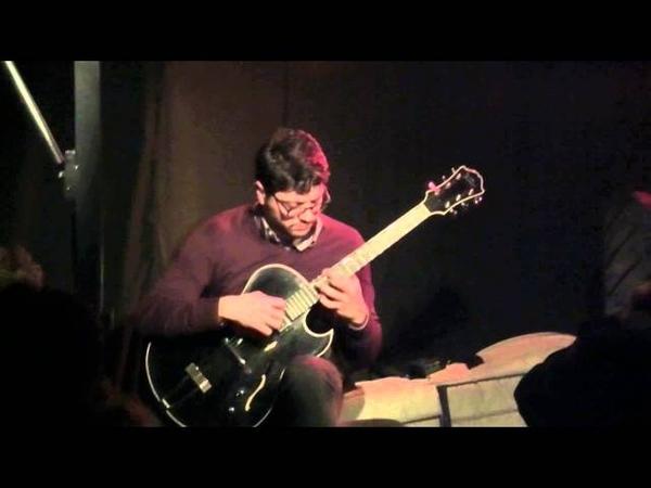 Pasquale Graso solo en concert au Camion Jazz -