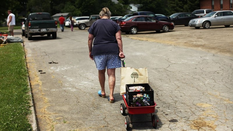 Study 50M US households cant afford basics