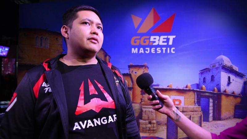 Интерьвью после игры тренера команды, сделано для Avangar Gaming. По заказу Black Star Gaming. yellowdeer truecosttruequality