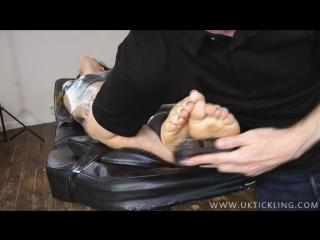 UKTickling - Briony M 3. Mummified Barefoot