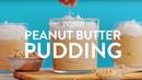 Пудинг из арахисового масла