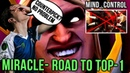 Miracle- Tryhard Mode Road to TOP-1 with Invoker vs Counterpick MinD_ContRoL Bloodseeker - Dota 2