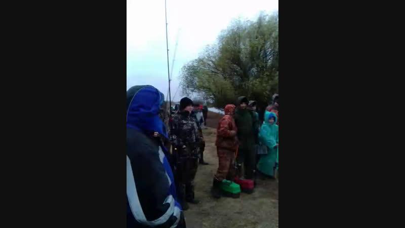 Рыболовный турнирКубок Mottomo