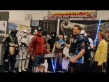 Comic Con Stockholm 2018 - Mads Mikkelsen as a Honorary Member of the 501st Legion