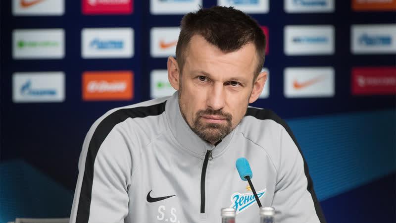 «Зенит» — «Шальке 04» послематчевая пресс-конференция