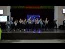 Вожатский танец. 5 отрядная группа.