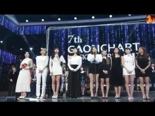 '7th Gaon Chart Music Award' Opening~🌸