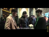 180314 EXO Lay Yixing @ The Golden Eyes Behind the Scenes
