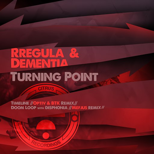 Rregula альбом Timeline - Optiv & BTK Remix / Doom Loop - Mefjus Remix