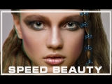 03. Speed beauty retouch | Hi-End retouching for magazine