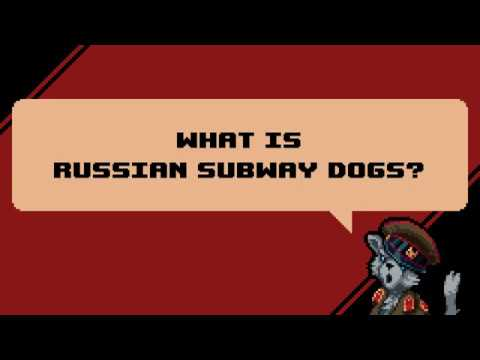 Russian Subway Dogs - PS4 and Vita Announcement Trailer!